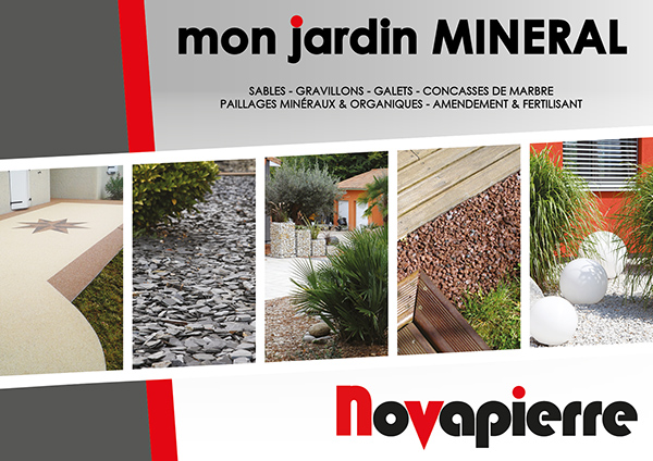 Catalogue agencement de jardin